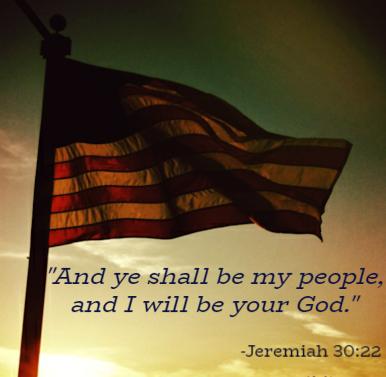 Jeremiah 30 22